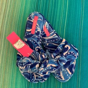 Lilly Pulitzer Shoreline Slippers